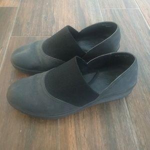 Born black loafer